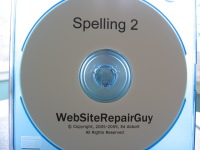 Spelling 2 Audio Learning CD
