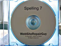 Spelling 7 Audio Learning CD